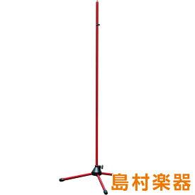 KIKUTANI MS-100KIR マイクスタンド メタリックレッド 【キクタニ】