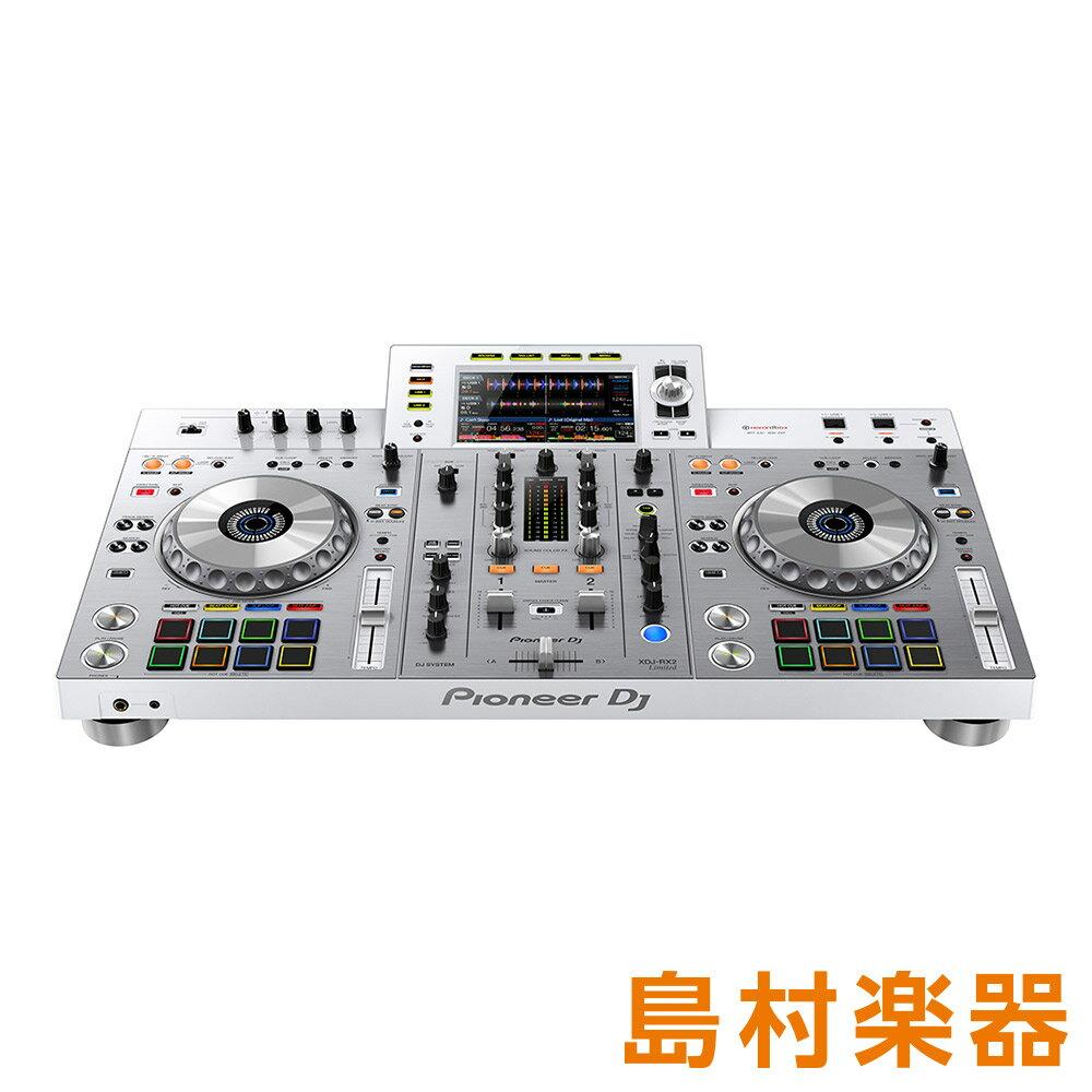 [1万円相当DJヘッドホンプレゼント]Pioneer DJ XDJ-RX2-W (限定ホワイト) [rekordbox dj]付属 【パイオニア】