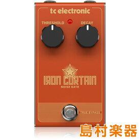 TC Electronic IRON CURTAIN ノイズゲート・ペダル 【TC エレクトロニック】