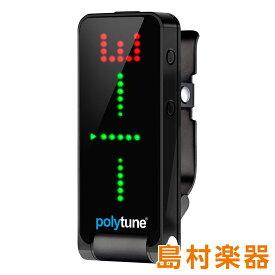 TC Electronic POLYTUNE CLIP BLACK クリップ式ポリフォニック・チューナー 【TC エレクトロニック クリップチューナー】