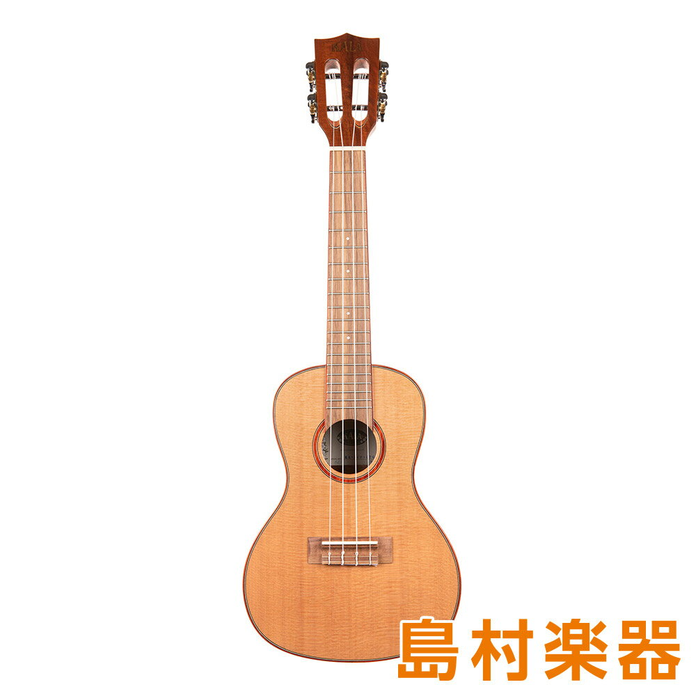 KALA KA-ACP-CTG コンサートウクレレ SOLID CEDAR ACACIA CONCERT 【カラ】
