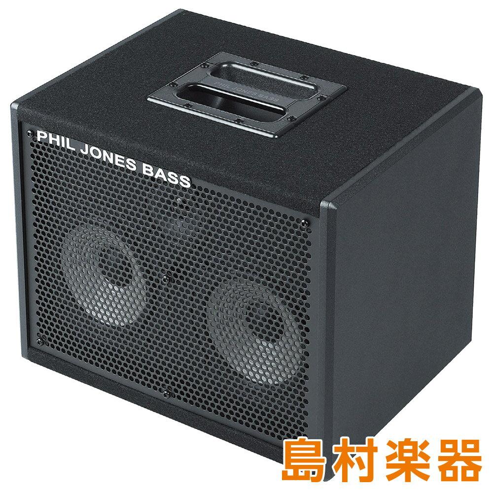 Phil Jones Bass (PJB) CAB-27 Black ベースアンプキャビネット 【フィルジョーンズベース】