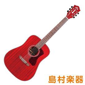 Guild D-120 CHR チェリーレッド アコースティックギター Westerlyシリーズ 【ギルド】