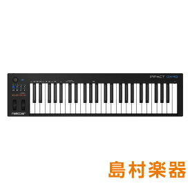 Nektar Technology Impact GX49 MIDIコントローラー/キーボード 【ネクターテクノロジー】