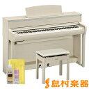 YAMAHA CLP-675WA 電子ピアノ クラビノーバ 88鍵盤 【ヤマハ CLP675 Clavinova】【配送設置無料・代引き払い不可】【…