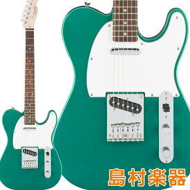 Squier by Fender Affinity Series Telecaster Laurel Fingerboard Race Green エレキギター テレキャスター 【スクワイヤー / スクワイア】