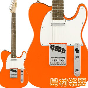 Squier by Fender Affinity Series Telecaster Laurel Fingerboard Competition エレキギター テレキャスター 【スクワイヤー / スクワイア】