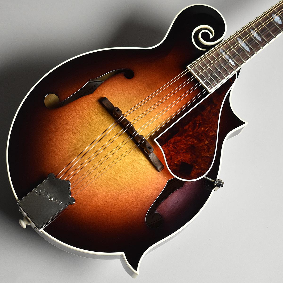 Gibson Custom Shop F-7 フラットマンドリン 【ギブソン カスタムショップ】【現地買い付け品】【未展示品】