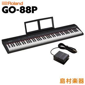 キーボード 電子ピアノ Roland GO-88P セミウェイト 88鍵盤 【ローランド GO88P GO:PIANO88】 楽器