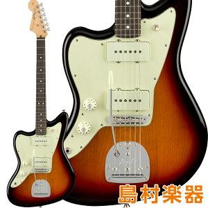Fender American Pro Left-Handed Jazzmaster Rosewood Fingerboard 3-Color Sunburst レフトハンドモデル 【フェンダー】