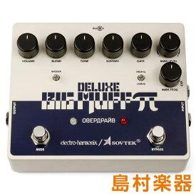 Electro Harmonix Sovtek Deluxe Big Muff Pi コンパクトエフェクター ファズ 【エレクトロハーモニックス】