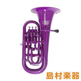 ZO EU-04 プラスチックユーフォニアム パープル 【 プラ管】