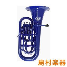 ZO EU-10 プラスチックユーフォニアム ダークブルー 【 プラ管】