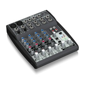 BEHRINGER XENYX 802 6ch アナログミキサー 【ベリンガー】【正規輸入品】