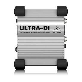 BEHRINGER ULTRA-DI DI100 ダイレクトボックス 【ベリンガー】【正規輸入品】