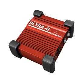 BEHRINGER ULTRA-G GI100 ダイレクトボックス 【ベリンガー】