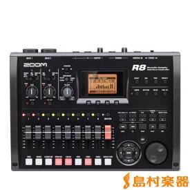 ZOOM R8 モバイルスタジオ レコーダー 【ズーム】