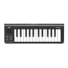 KORG microKEY-25 MIDIキーボード 25鍵盤 【コルグ】
