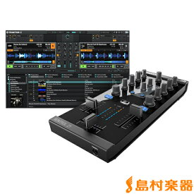 Native Instruments(NI) TRAKTOR Kontrol Z1 DJミキサー/コントローラー 【ネイティブインストゥルメンツ】