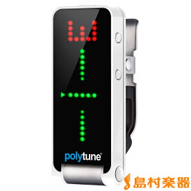TC Electronic Polytune Clip クリップ式ポリフォニック・チューナー 【TC エレクトロニック クリップチューナー】