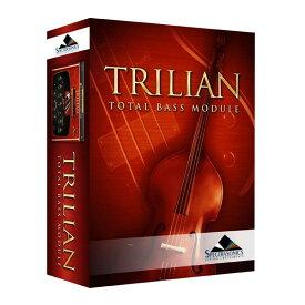 [数量限定特価] Spectrasonics Trilian (USB Drive) ベース音源 トリリアン 【スペクトラソニックス】