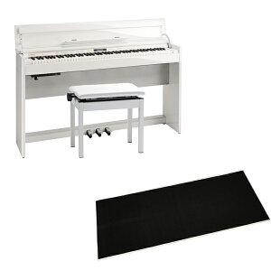 【8/22迄大ヒット曲楽譜&クロスプレゼント!】 Roland DP603-PWS ブラックカーペット(小)セット 電子ピアノ 88鍵盤 【ローランド】【配送設置無料・代引き払い不可】