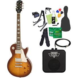 Epiphone Limited Edition Les Paul Standard Plustop PRO Desertburst エレキギター 初心者14点セット ミニアンプ付き レスポール 【エピフォン】【オンラインストア限定】