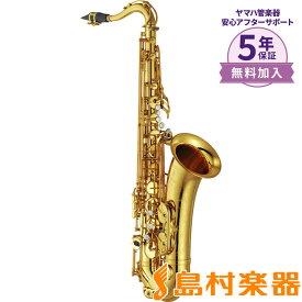 【5年保証】【吹奏楽手帳プレゼント!】 YAMAHA YTS-82Z B♭ テナーサックス 【ヤマハ YTS82Z】