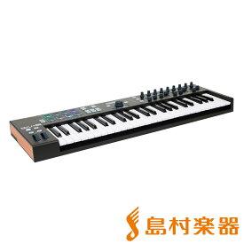 ARTURIA KeyLab Essential 49 Black Edition 49鍵盤 MIDIキーボード 【アートリア】