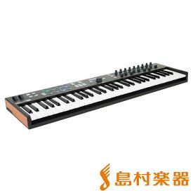 ARTURIA KeyLab Essential 61 Black Edition 61鍵盤 MIDIキーボード 【アートリア】