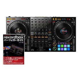 【数量限定ヘッドホンプレゼント】 Pioneer DJ DDJ-1000 + ガイドブック rekordbox dj専用コントローラー 【パイオニア】
