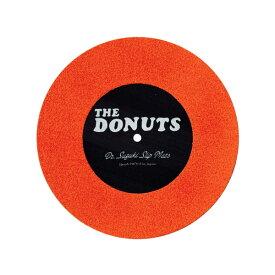Dr.SUZUKI The Donuts [Orange / Black] 7インチ コントロールマット 【ドクター鈴木】