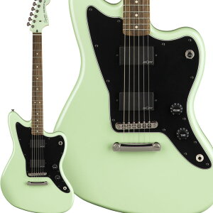 Squier by Fender Contemporary Active Jazzmaster HH ST Laurel Fingerboard Surf Pearl エレキギター ジャズマスター 【スクワイヤー / スクワイア】