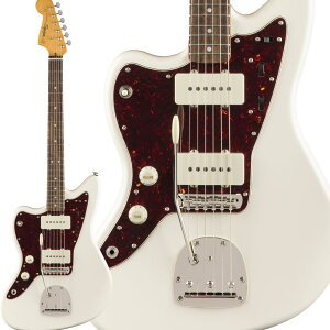 Squier by Fender Classic Vibe '60s Jazzmaster Left-Handed Olympic White エレキギター ジャズマスター レフトハンド 【スクワイヤー / スクワイア】