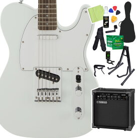 Squier by Fender FSR Affinity SeriesTelecaster Sonic Blue 初心者14点セット 【ヤマハアンプ付き】 エレキギター テレキャスター 【スクワイヤー / スクワイア】