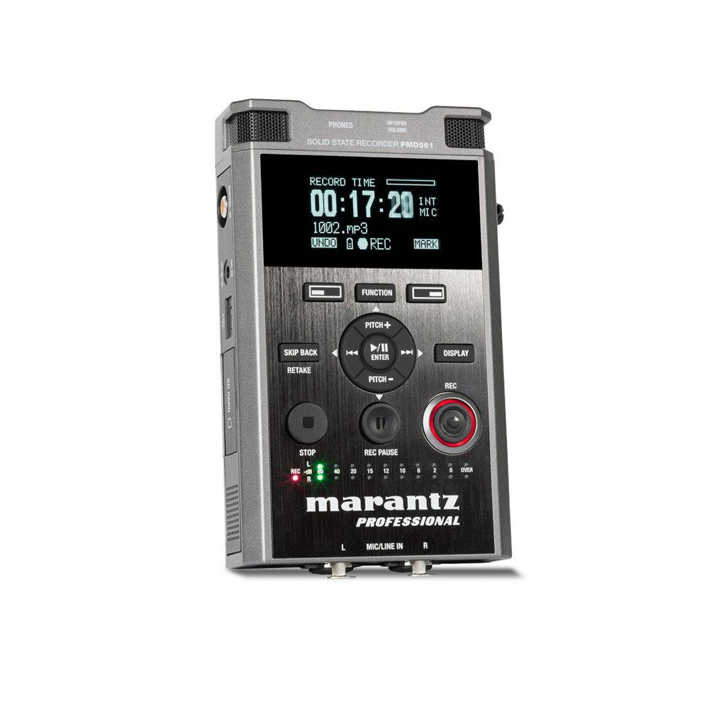 Marantz PMD561 ポータブルオーディオレコーダー [ SD/ SDHCカード]対応 【マランツ】