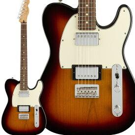 Fender Player Telecaster HH, Pau Ferro Fingerboard, 3-Color Sunburst テレキャスター 【フェンダー】