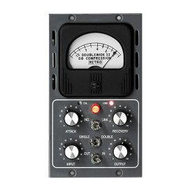 RETRO Instruments Doublewide II モノラルチューブコンプレッサー 【レトロインストゥルメンツ】
