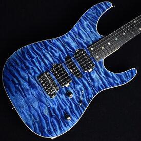 T's Guitars DST-Pro24 5A Quilt Top Arctic Blue S/N:031846 【ショップオーダー品】 【ティーズギター】【未展示品】