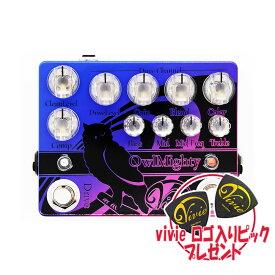 Vivie Owl Mighty ベースプリアンプ 【ヴィヴィ】