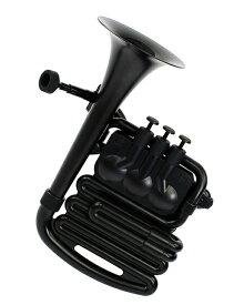 NUVO jHorn Black/Black ブラック プラスチック管楽器 【ヌーボ Jホーン】