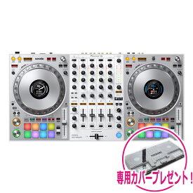 【Serato DJ Suite 無償同梱】 Pioneer DJ DDJ-1000SRT-W Serato DJ Pro 専用4chDJコントローラー 【パイオニア】【数量限定デッキセーバープレゼント】