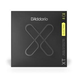 D'Addario XTE0946 エレキギター弦 ニッケルスーパーライトトップ レギュラーボトム 009-046 【ダダリオ】