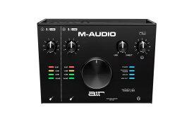 【M-TRACK 後継機種】 M-AUDIO AIR 192|6 USB type C 搭載 オーディオインターフェース 【Mオーディオ】