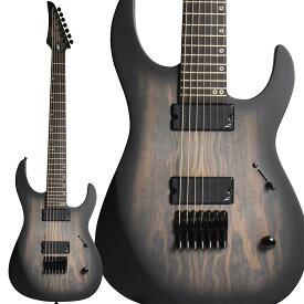 Legator Performance Series NINJA 7 Bocote Top Black Burst 8弦ギター 【レガター NR7P】