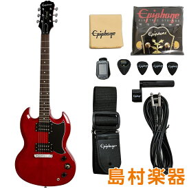 Epiphone Limited Edition SG Special-I エレキギター/アクセサリーセット付き 【エピフォン】