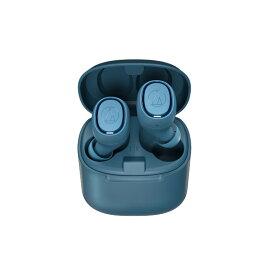 audio-technica ATH-CK3TW (ブルー) Bluetoothイヤホン 完全ワイヤレスイヤホン 【オーディオテクニカ ATHCK3TW】