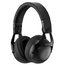 KORG NC-Q1 BK ワイヤレスヘッドホン Bluetoothヘッドホン DJモニターヘッドホン 【コルグ】