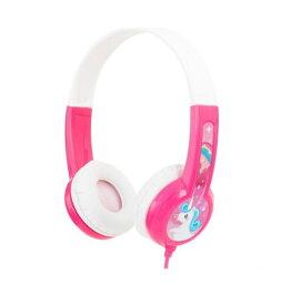 onanoff BuddyPhones Discover Pink 子供用 ヘッドホン キッズヘッドホン 【オナノフ】