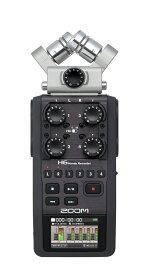 ZOOM H6 Black Edition ハンディレコーダー Handy Recorder 【ズーム】
